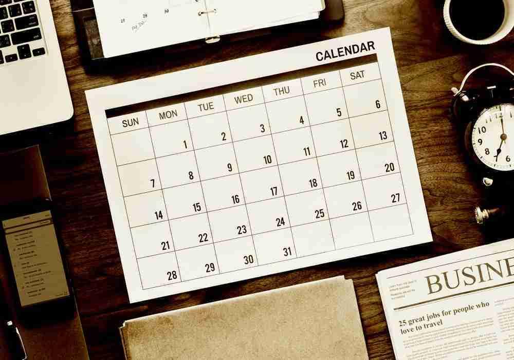 Definir a rotina diária é essencial para conciliar o trabalho e o mestrado