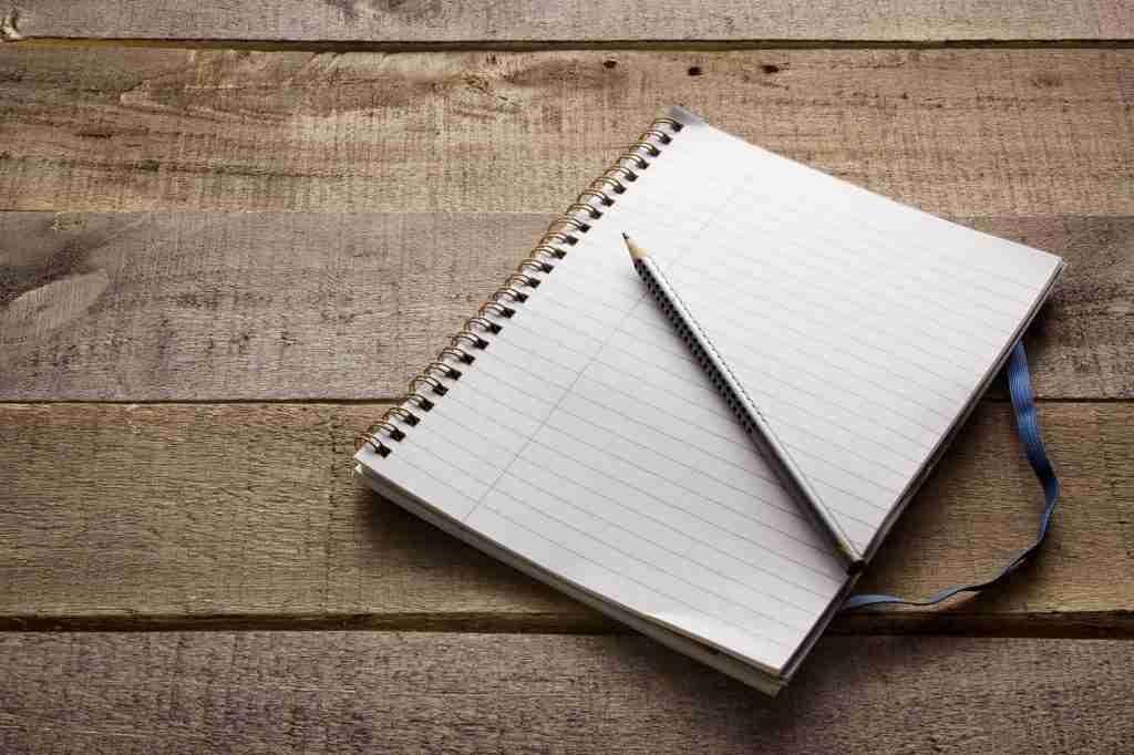 anotações de um texto